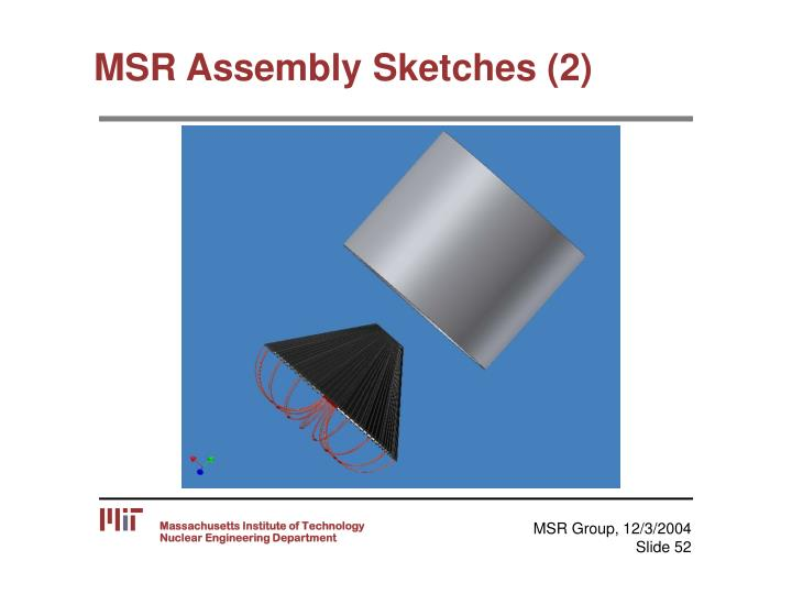 MSR Assembly Sketches (2)