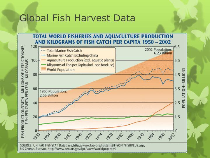 Global Fish Harvest Data