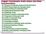 chapter 16 carboxylic acids esters and other acid derivatives1