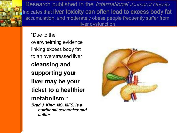 Research published in the