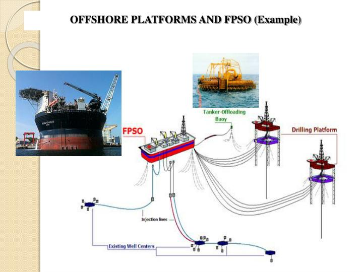 OFFSHORE PLATFORMS AND FPSO (Example)