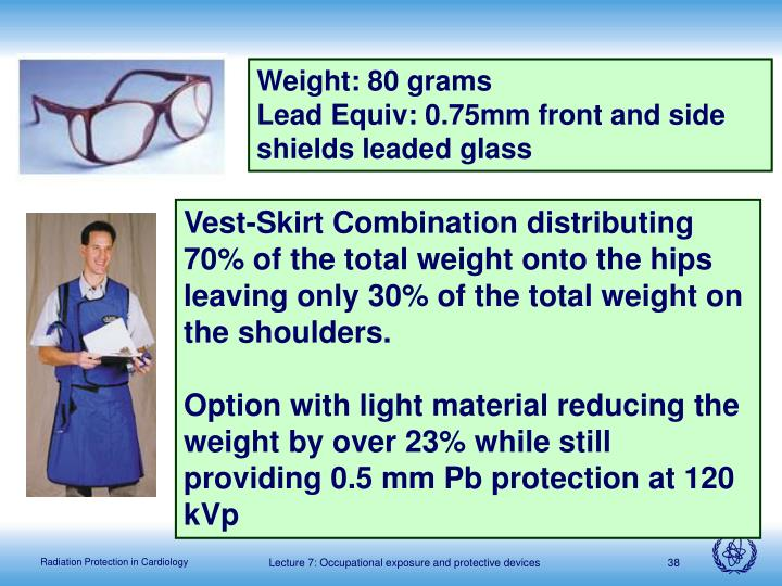 Weight: 80 grams