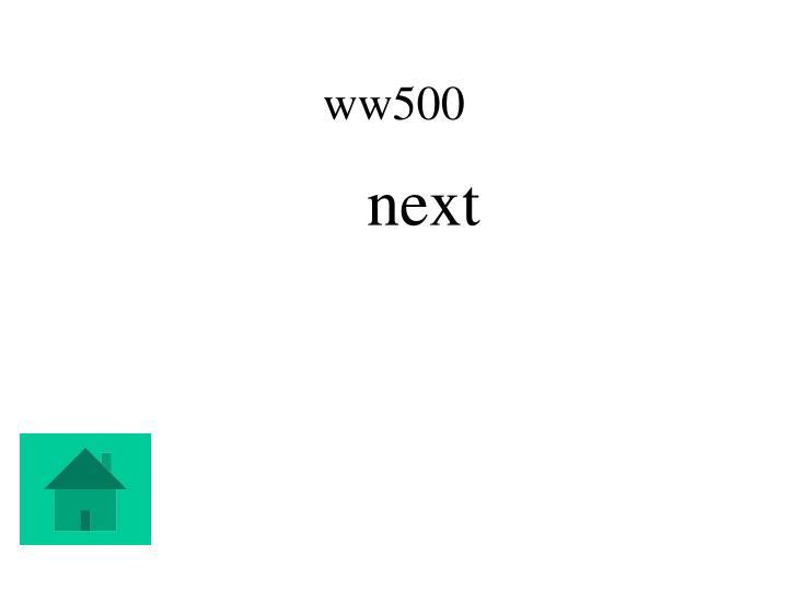 ww500