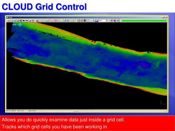 CLOUD Grid Control