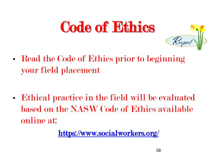 evaluating a code of ethics Justice and fairness are closely related terms that are often today used in evaluating any moral new windsor's revision of ethics code has critics.