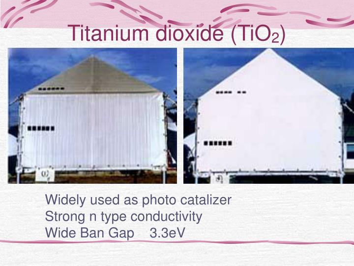 Titanium dioxide (TiO