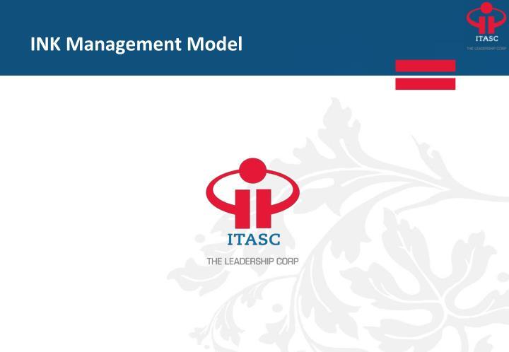 ink management model n.