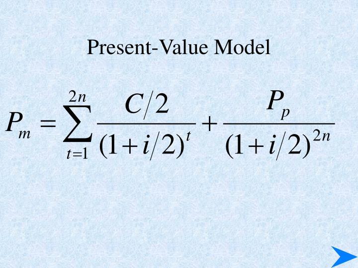 Present-Value Model