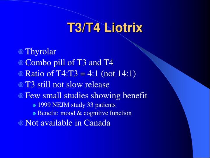 T3/T4 Liotrix