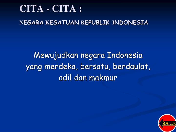 CITA - CITA :
