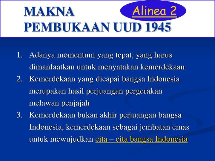 Alinea 2
