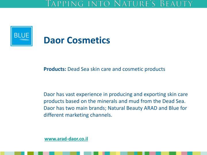 Daor Cosmetics
