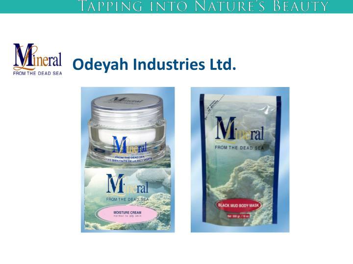 Odeyah Industries Ltd.