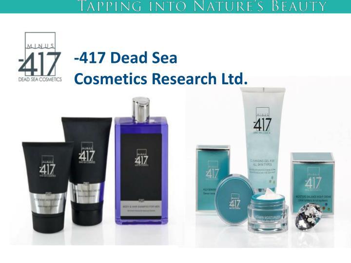 -417 Dead Sea