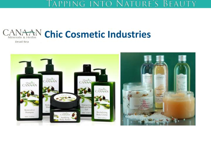 Chic Cosmetic Industries