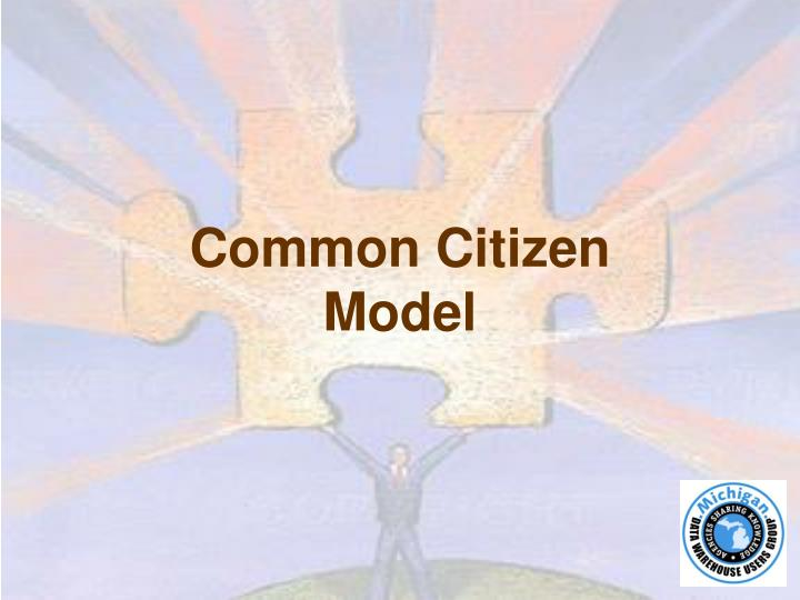 Common Citizen