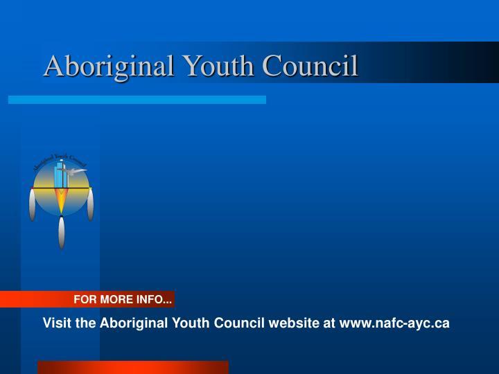 Aboriginal Youth Council