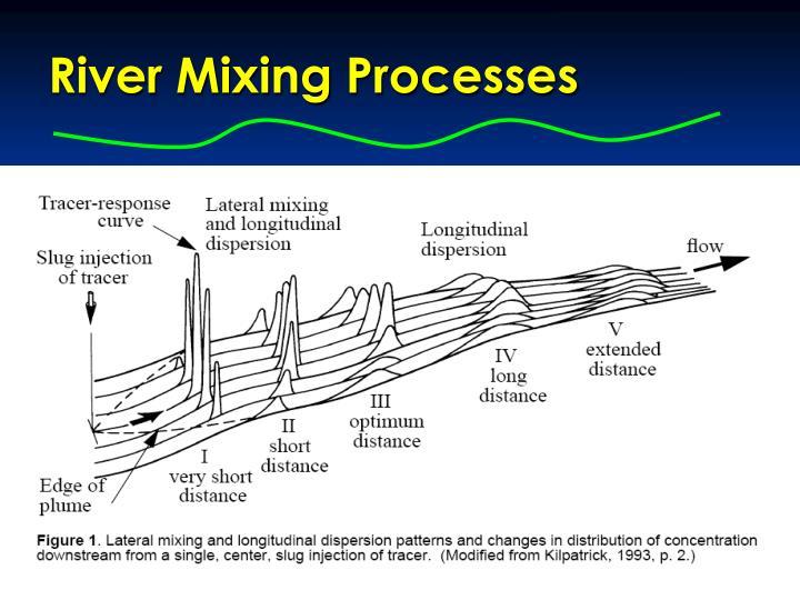 River Mixing Processes