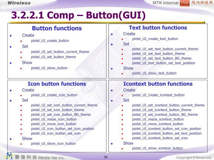3.2.2.1 Comp – Button(GUI)