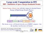 prepared by alex friedman llnl lbnl heavy ion fusion virtual national laboratory