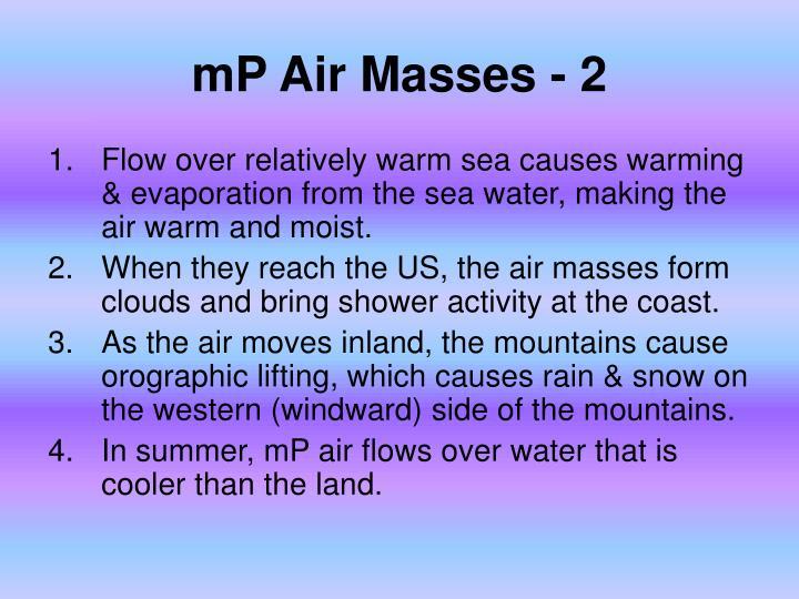 mP Air Masses - 2