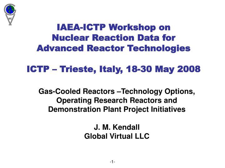 IAEA-ICTP Workshop on