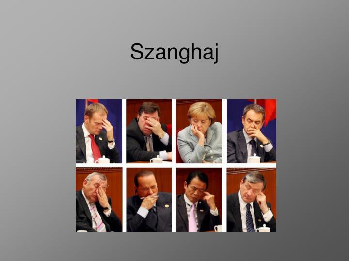 Szanghaj