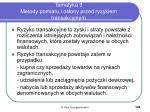 tematyka 9 metody pomiaru i os ony przed ryzykiem transakcyjnym