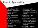 road to appomattox1