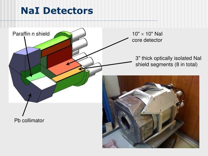 NaI Detectors