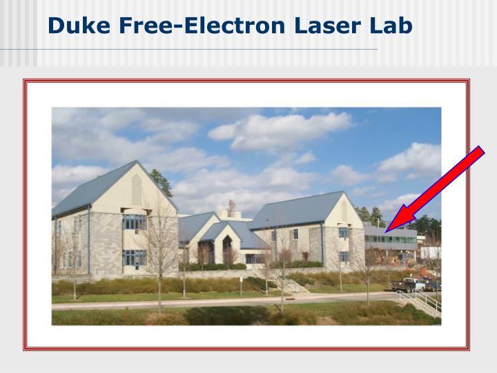 Duke Free-Electron Laser Lab