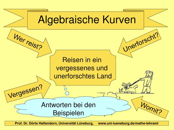 Algebraische kurven1