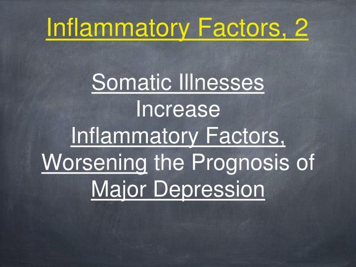 Inflammatory Factors, 2