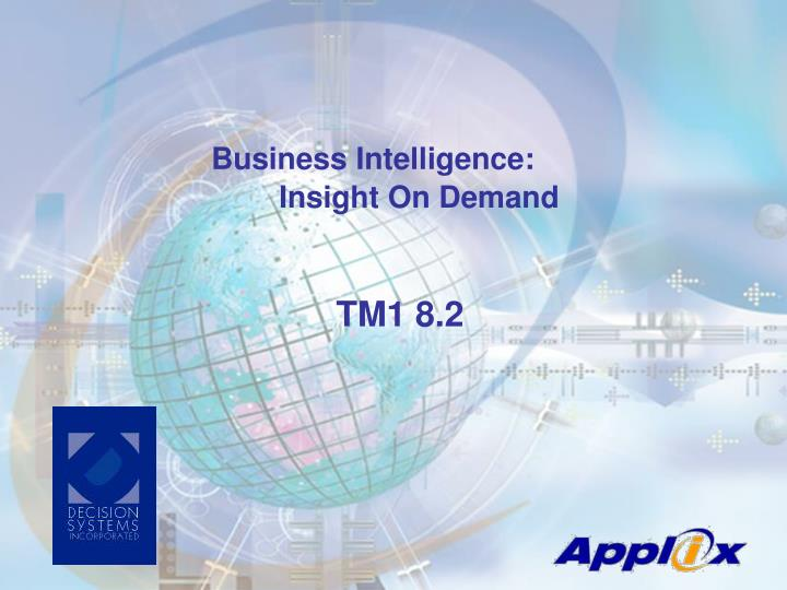 Business Intelligence: