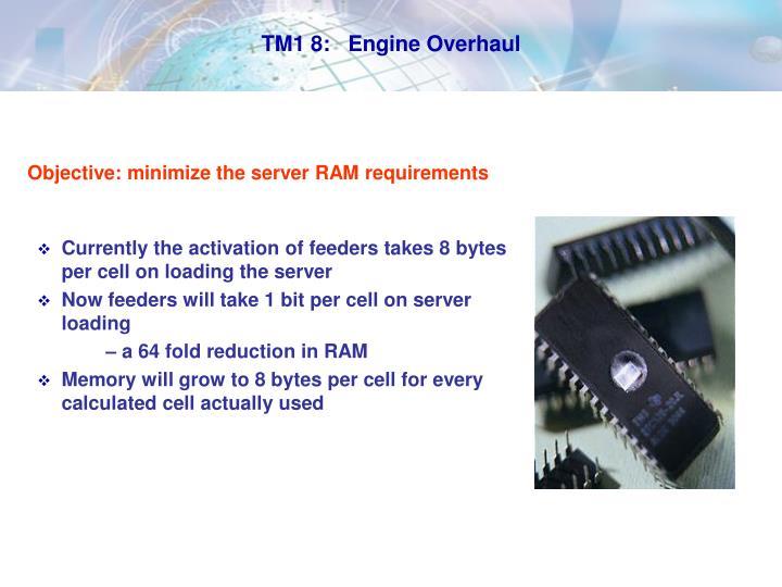 TM1 8:   Engine Overhaul
