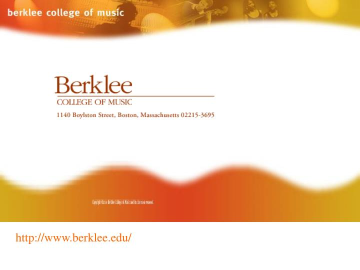 Http://www.berklee.edu/