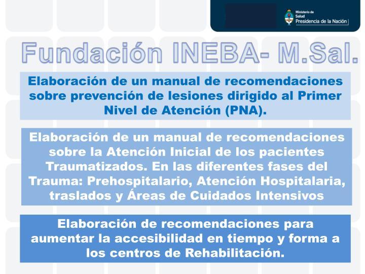 Fundación INEBA-