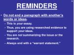 reminders2