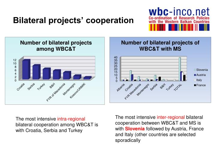 Bilateral projects' cooperation