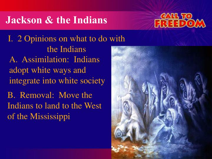 Jackson & the Indians