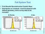 full system test3
