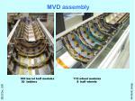 mvd assembly