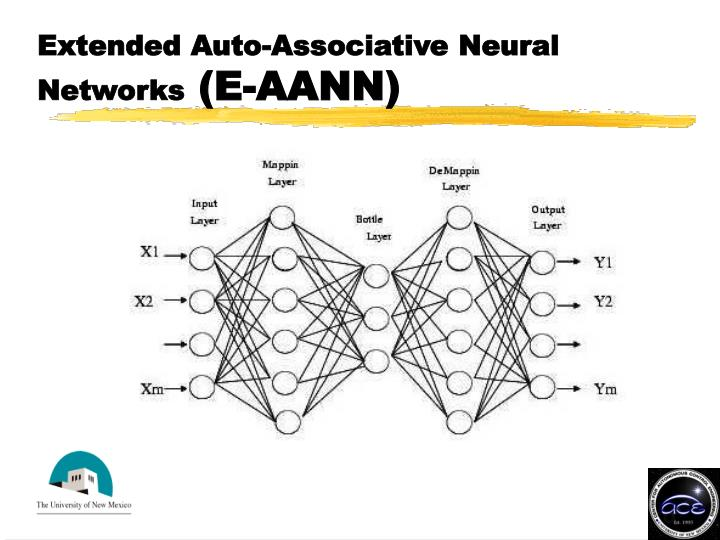 Extended Auto-Associative Neural Networks