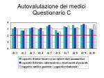 autovalutazione dei medici questionario c2