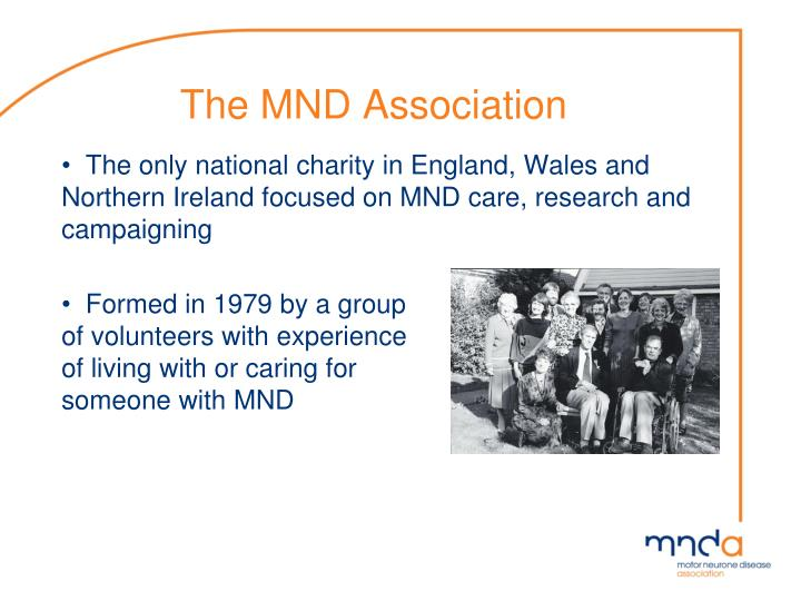 The MND Association