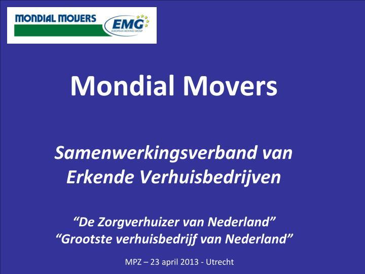 Mondial Movers