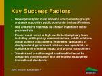 key success factors1