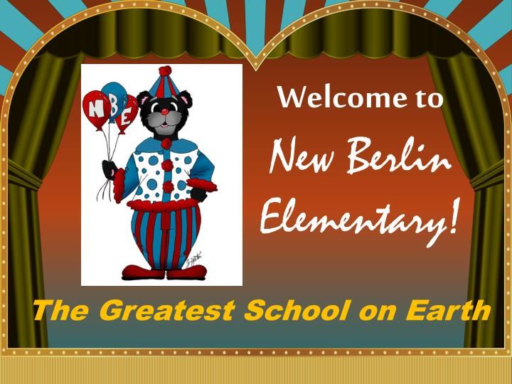 welcome to new berlin elementary n.