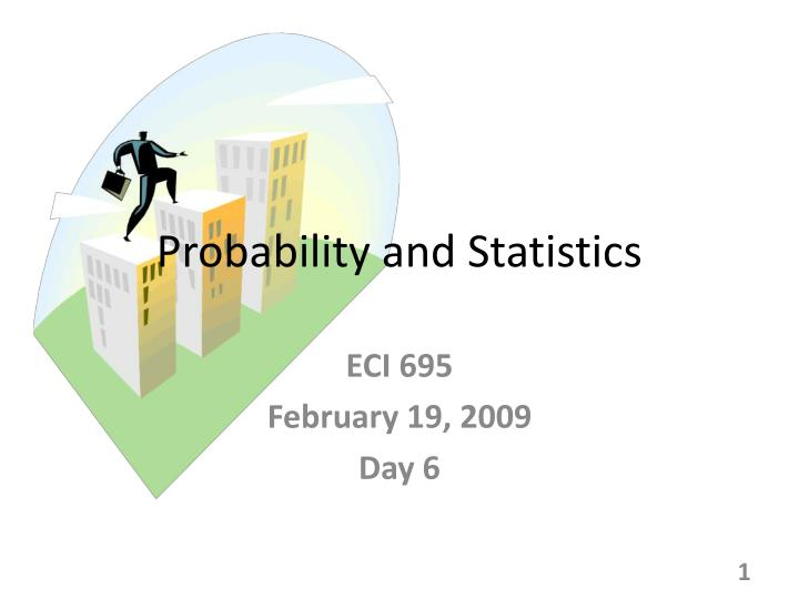 probability and stat