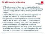 ipc mrd benefits for handlers1